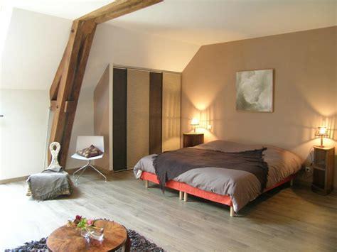 chambre design peinture chambre marron glace design de maison