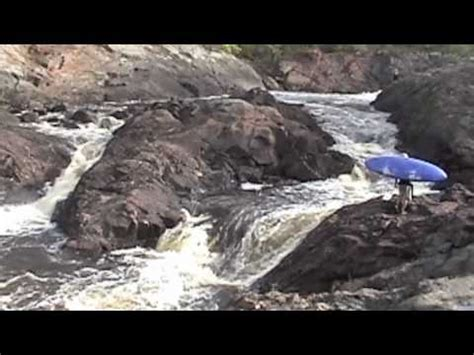 Jet Boat Jumping Beaver Dam by Black River Falls Wi 9 22 2016 Boat And Dock Going Ove