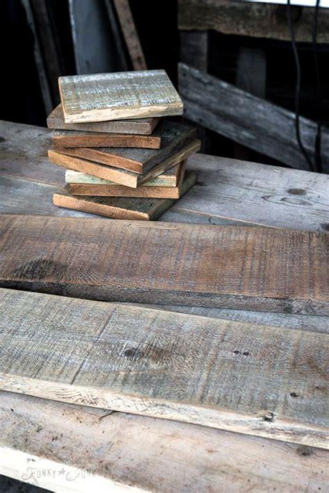easiest   clean reclaimed wood house diy wood