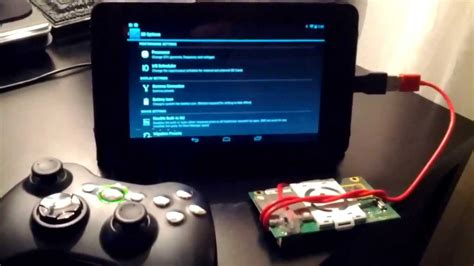 nexus   hacked xbox  wireless controller eaglesblood development  android youtube