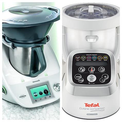 companion cuisine compare thermomix vs tefal cuisine companion kitchen