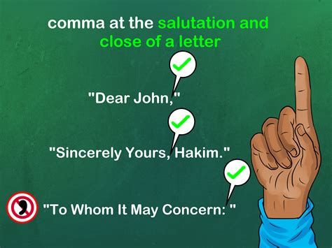 How To Use Commas (with Cheat Sheet) Wikihow
