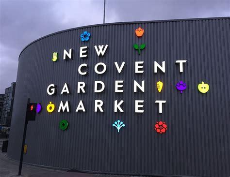 New Covent Garden Market