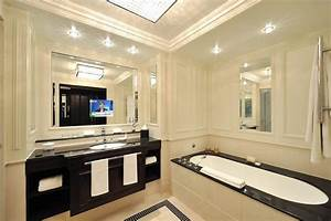 Miroir éclairé Salle De Bain : cran miroir salle de bain sofiana ~ Zukunftsfamilie.com Idées de Décoration