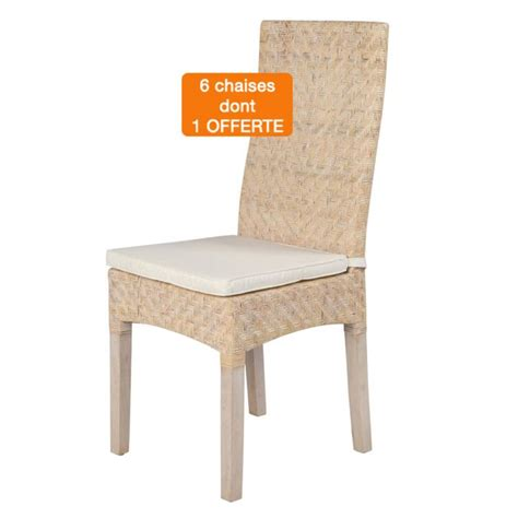 chaise rotin pas cher chaises rotin pas cher 28 images 6 chaises en rotin