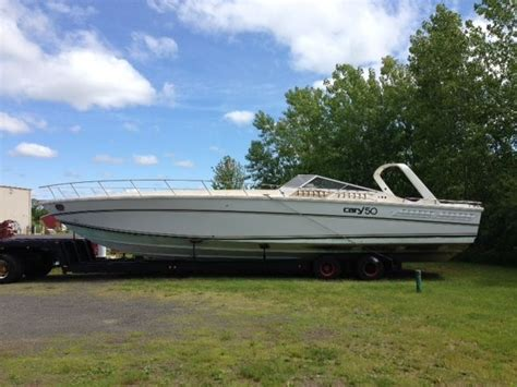 Ebay Project Boats by Cary 50 Boat For Sale From Usa
