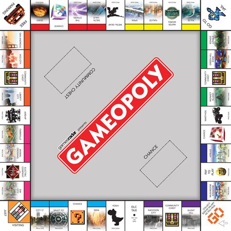 The Geekiest Version Of Monopoly Youll Ever Play