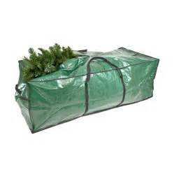 shop treekeeper 25 in x 15 in 15 83 cu ft polyester christmas tree storage bag at lowes com