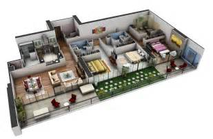 design house layout 50 three 3 bedroom apartment house plans architecture design