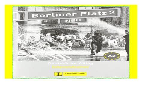 berliner platz 2 intensivtrainer pdf