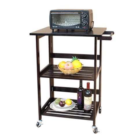 kitchen cart dining table kitchen cart fold rolling food prep dining storage table