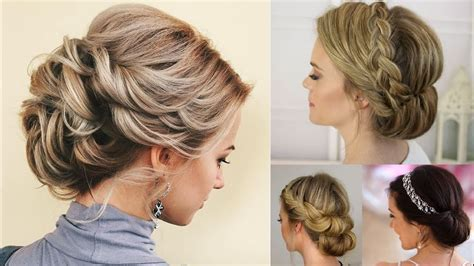 hairstyle  thin hair updos youtube