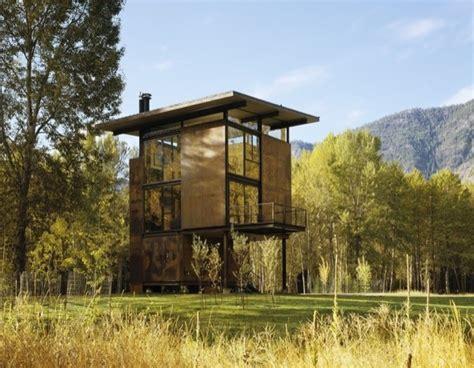 1000 sq ft cabin 1000 sq ft steel cabin on stilts delta shelter tiny