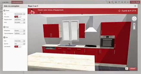 faire une cuisine en 3d creer cuisine 3d