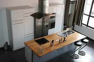 Petit Ilot Central Cuisine Central Cuisine De France Oven