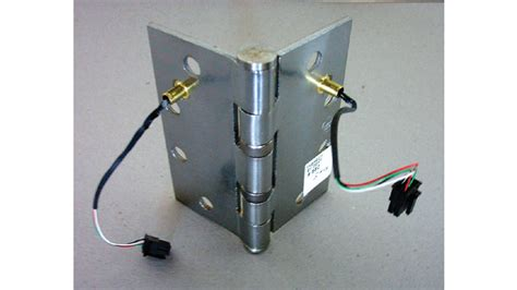 Electrifying Door Mounted Locks, Contacts and Switches