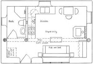 cabin layout plans wilderness cabin plan
