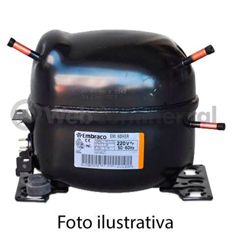 motor para geladeira compressor embraco emi60her 1 6 r134a r 351 00 em mercado livre