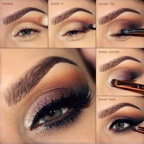 step  step eye makeup pictures   images  facebook tumblr pinterest  twitter