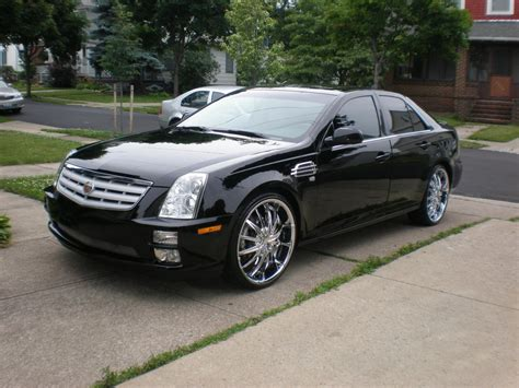 2005 Cadillac Sts  Information And Photos Zombiedrive