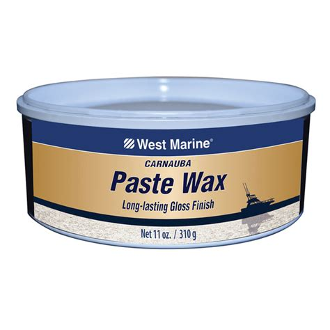 International Boat Wax by West Marine Advanced Marine Paste Wax West Marine