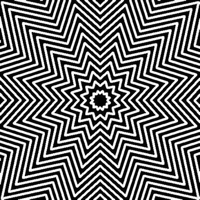 Illusion Illusions Optical Trippy Coloring Cool Awesome