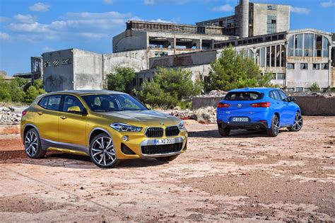 2018 Bmw X2 (f39) Goes Official, Boasts Headturning