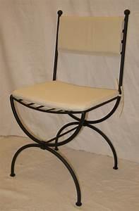 Chaise Fer Forgé : chaise fer ~ Teatrodelosmanantiales.com Idées de Décoration