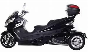 Ice Bear 300cc Full Size Motor Trike  U0026quot Tornado