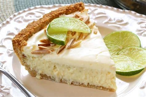 key lime pie la recette originale du dessert officiel de