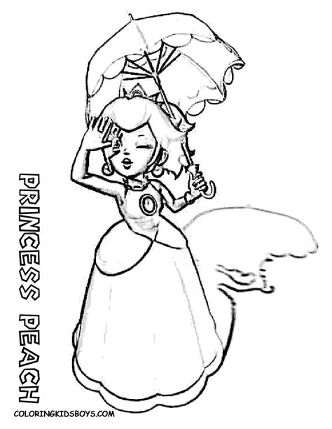 princess rosalina coloring pages coloring home