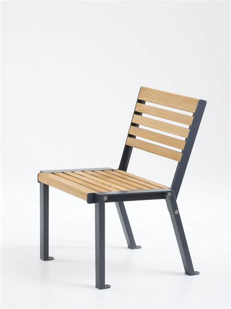 klaar wood chair extery urban furniture park benches