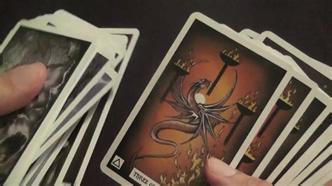 We did not find results for: 3 Fantasy Tarot Decks Review - YouTube