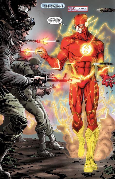 New 52 Barry allen vs wonderwoman - Battles - Comic Vine