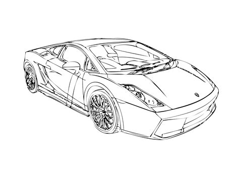 Kleurplaat Lamborghini Urus by 20 Lamborghini Coloring Pages Coloringstar