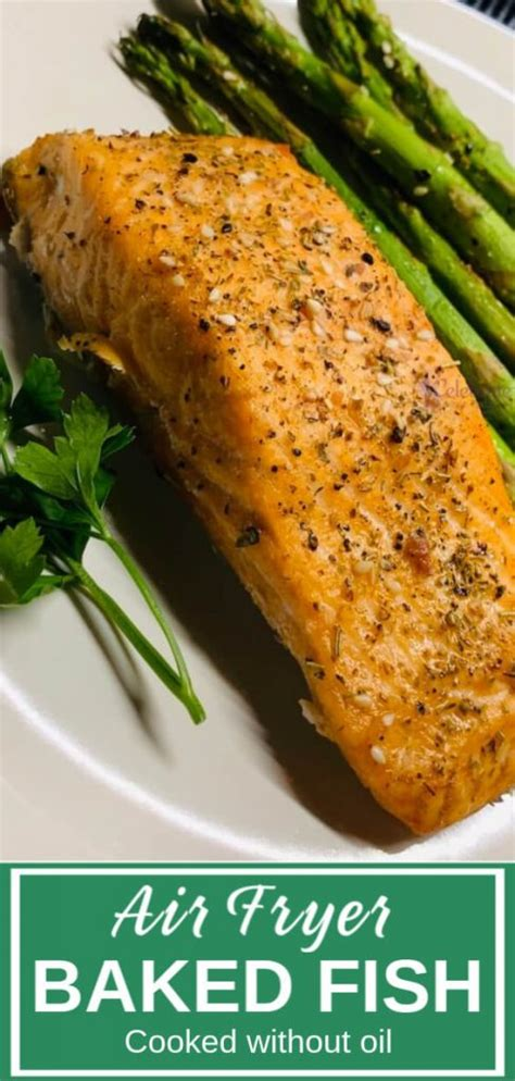 fish fryer air baked recipes try unique plates