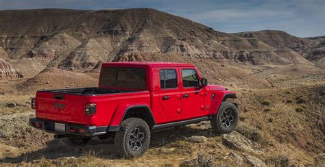 2020 jeep gladiator engine specs 2020 jeep gladiator price specs release date