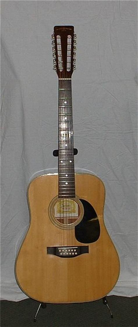 Suzuki Guitars by Picture Of Acoustic Guitar 1970s Suzuki Three S 12