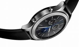 Samsung Announces The Gear S3 Classic And Gear S3 Frontier