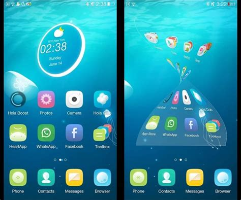 8 best android themes drippler apps news updates accessories