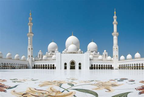 Grand Mosque Hvac Project