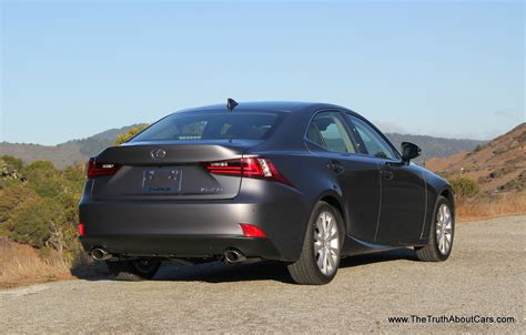 2014 Lexus Is 250 Exterior