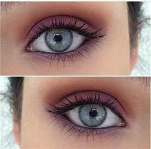 Maquillage Yeux Tuto : comment maquiller les yeux bleus le maquillage des stars ~ Nature-et-papiers.com Idées de Décoration
