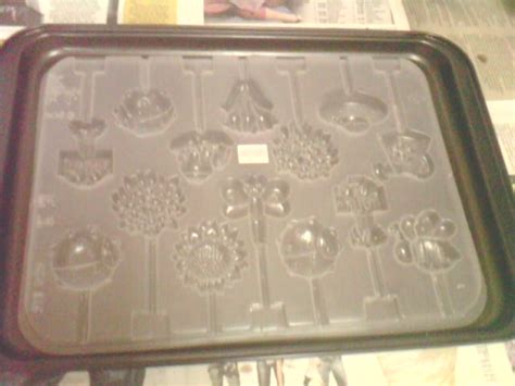 cerita hati nisa resipi lolipop chocolate