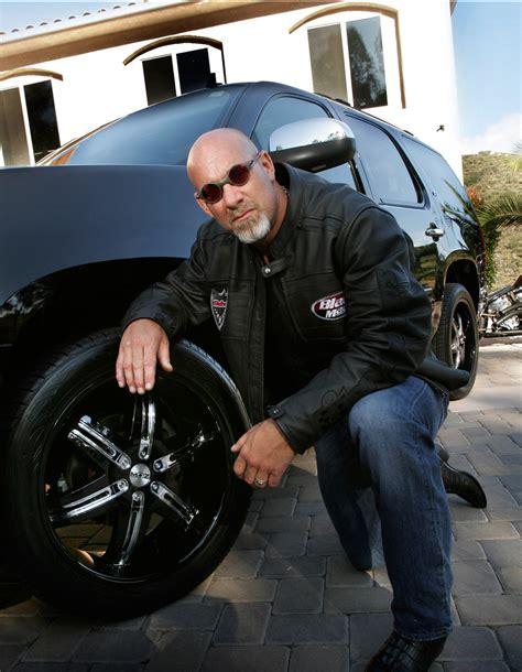 bill goldberg tahoe moz wheels celebrity car wwf