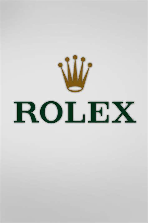 rolex logo wallpaper iphone rolex logo iphone 4 wallpaper background 640 215 960 hd