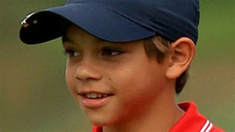 The Truth About Tiger Woods' Son Charlie Woods - YouTube