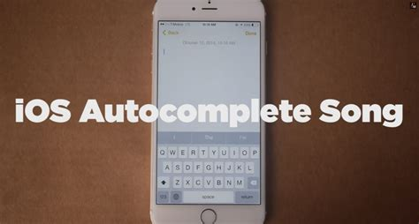 autocomplete iphone jonathan mann s new song has lyrics written by an iphone