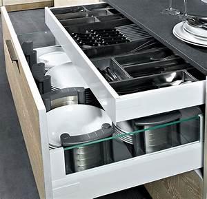 Couvert De Cuisine : ranger les couverts le blog sagne cuisines ~ Teatrodelosmanantiales.com Idées de Décoration