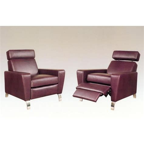 Contemporary Sofas And Chairs by Contemporary Recliner Chairs Liam Modern Recliner Chair